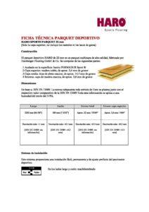 ill Sport Ficha técnica Barcelona 50
